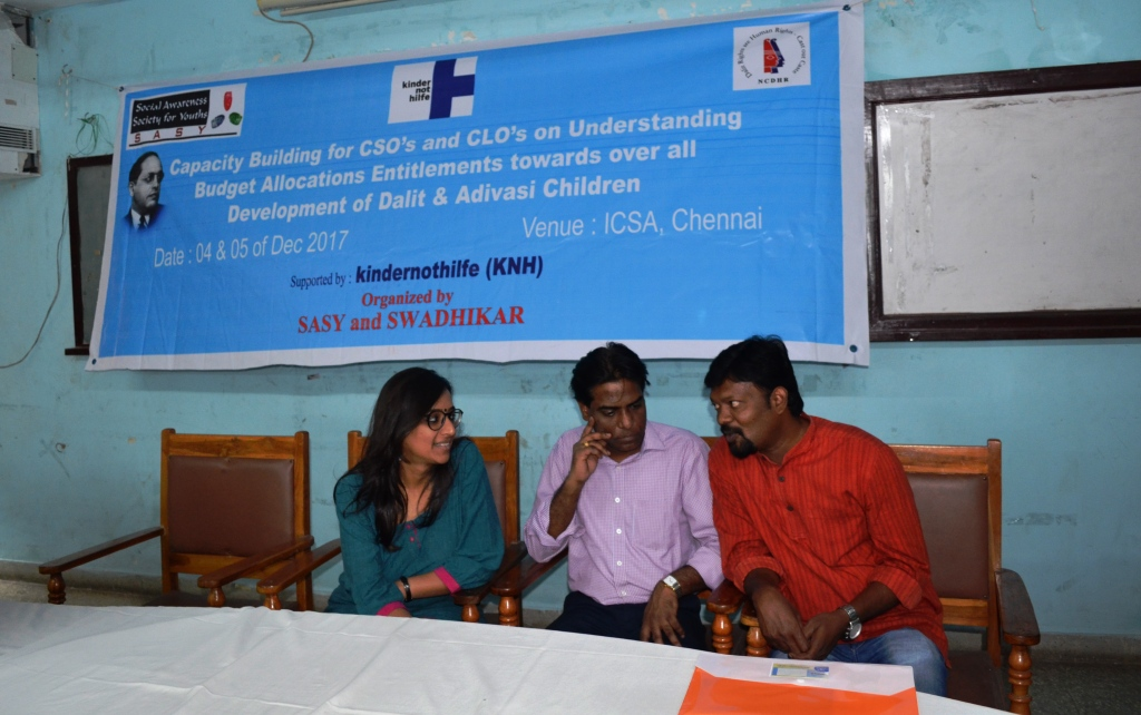 Capacity Building Training to CSOs and CLOs on Understanding Budget Allocation for Children-5