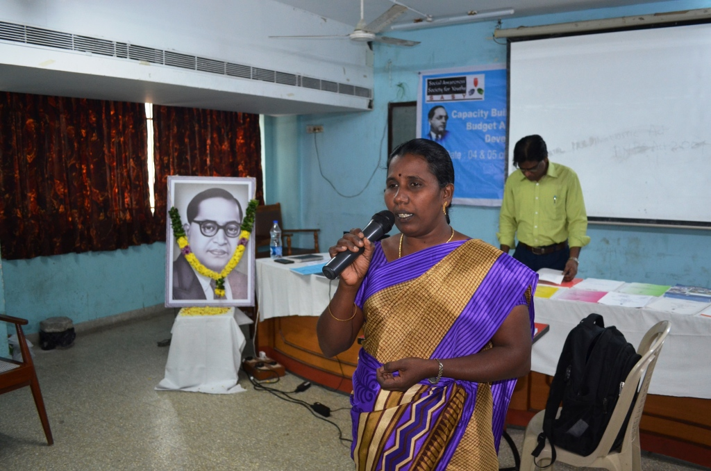 Capacity Building Training to CSOs and CLOs on Understanding Budget Allocation for Children-13