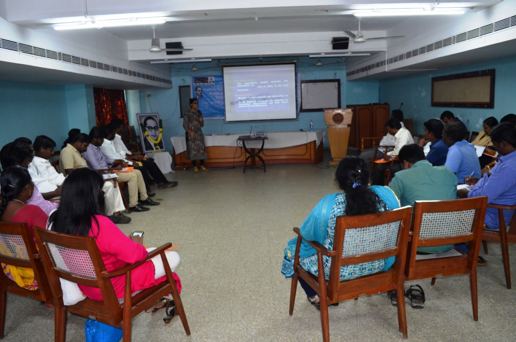 Capacity Building Training to CSOs and CLOs on Understanding Budget Allocation for Children-10