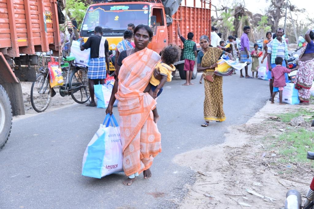 GAJA CYCLONE – Humanitarian Response-32