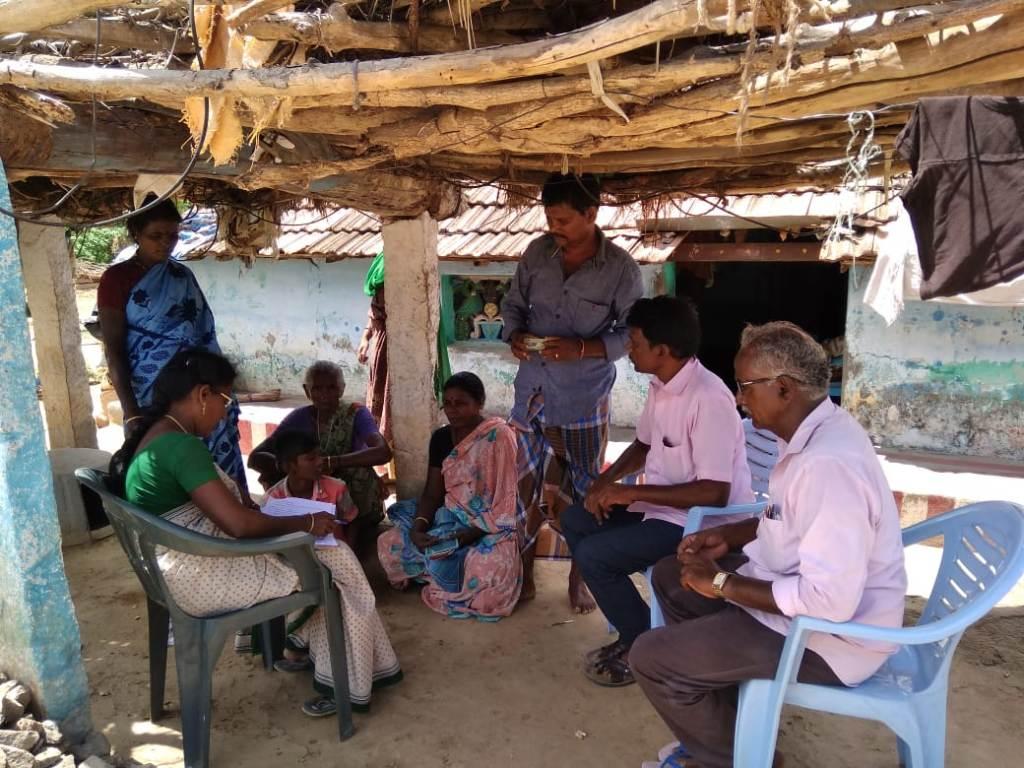 GAJA CYCLONE – Humanitarian Response-59