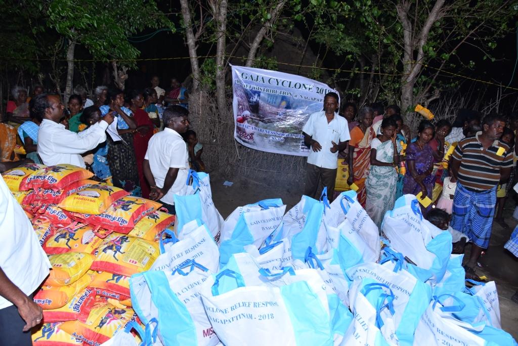 GAJA CYCLONE – Humanitarian Response-39