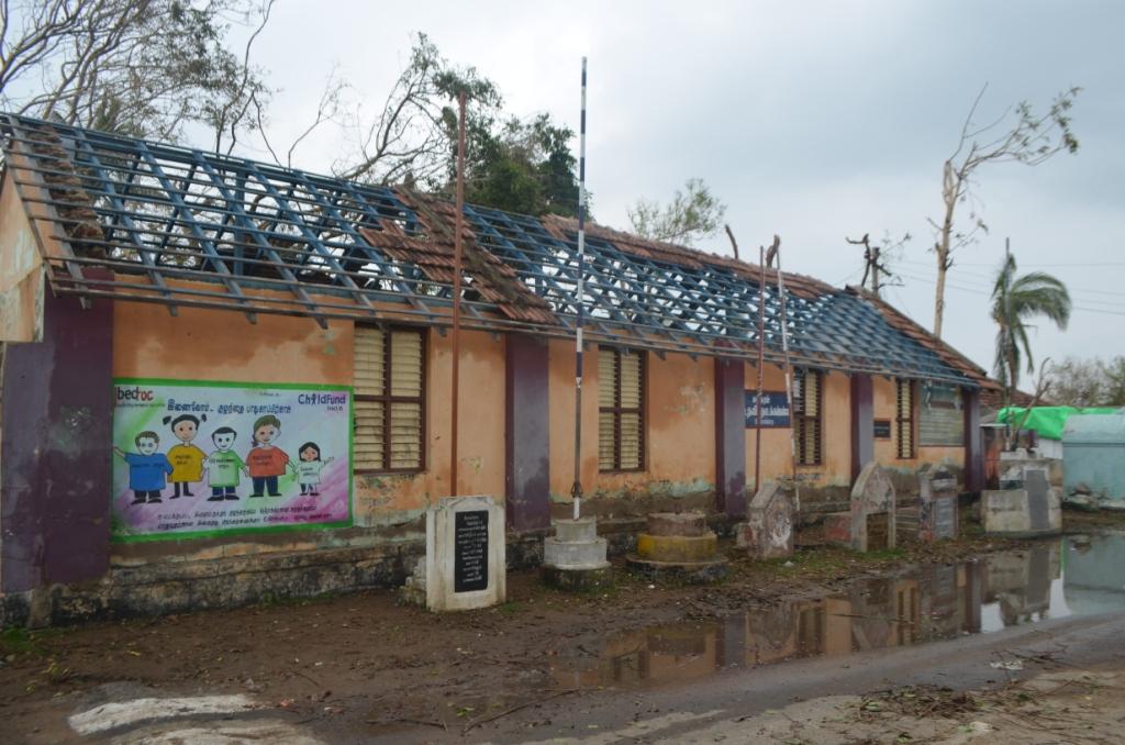 GAJA CYCLONE – Humanitarian Response-13