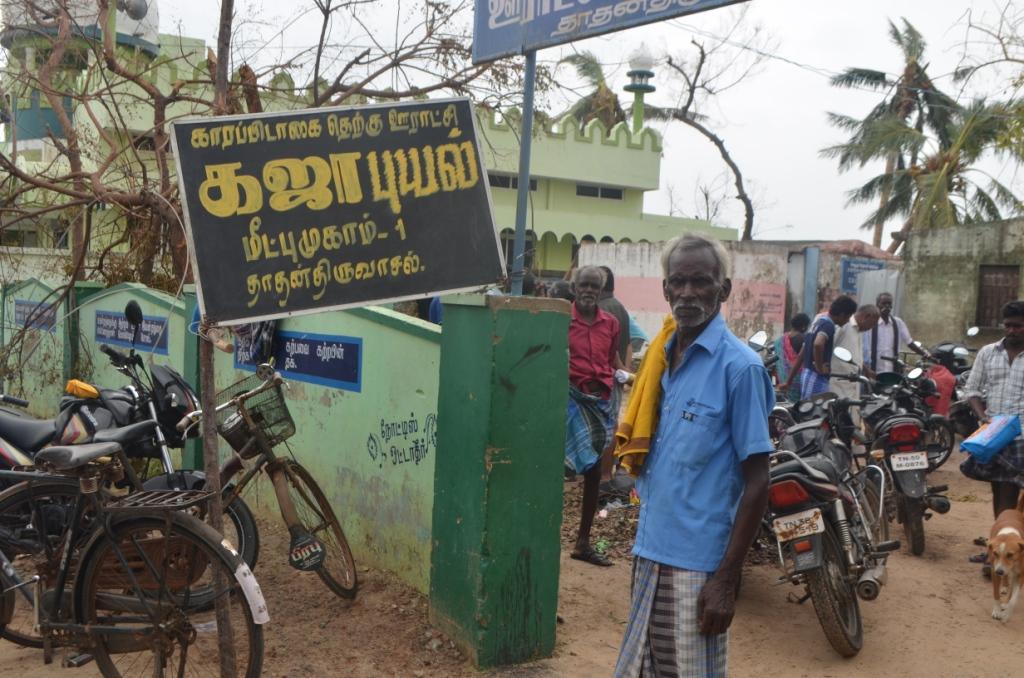 GAJA CYCLONE – Humanitarian Response-2