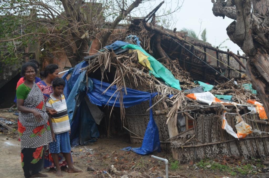 GAJA CYCLONE – Humanitarian Response-22