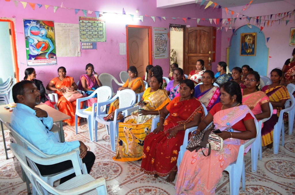 Seed Money for Promoting for Livelihood opportunity to the Dalit & Adivasi Women-2