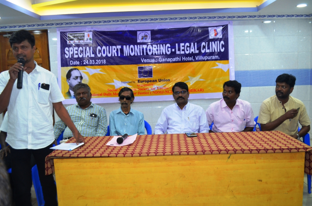Special Court Monitoring – Legal Clinic on 24th April 2018-3