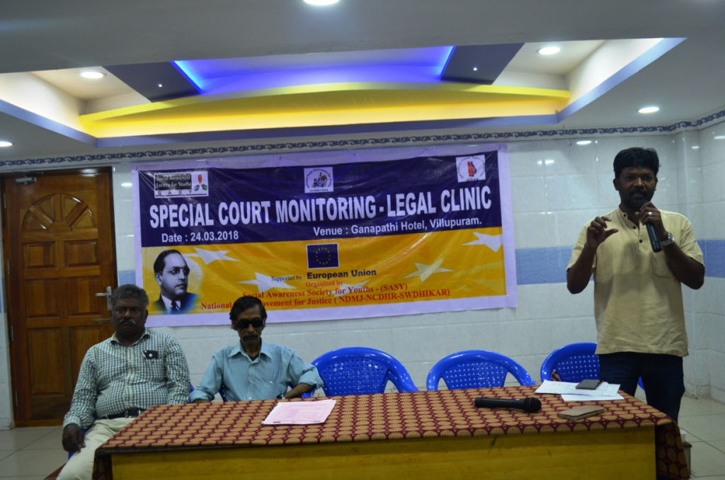Special Court Monitoring – Legal Clinic on 24th April 2018-9
