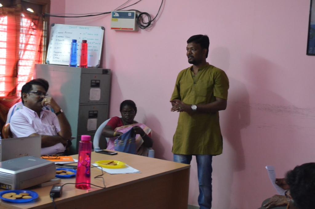 State Level Strategic Planning Meeting on SDG Goals 2030 - Dalit and Adivasi Sector-2