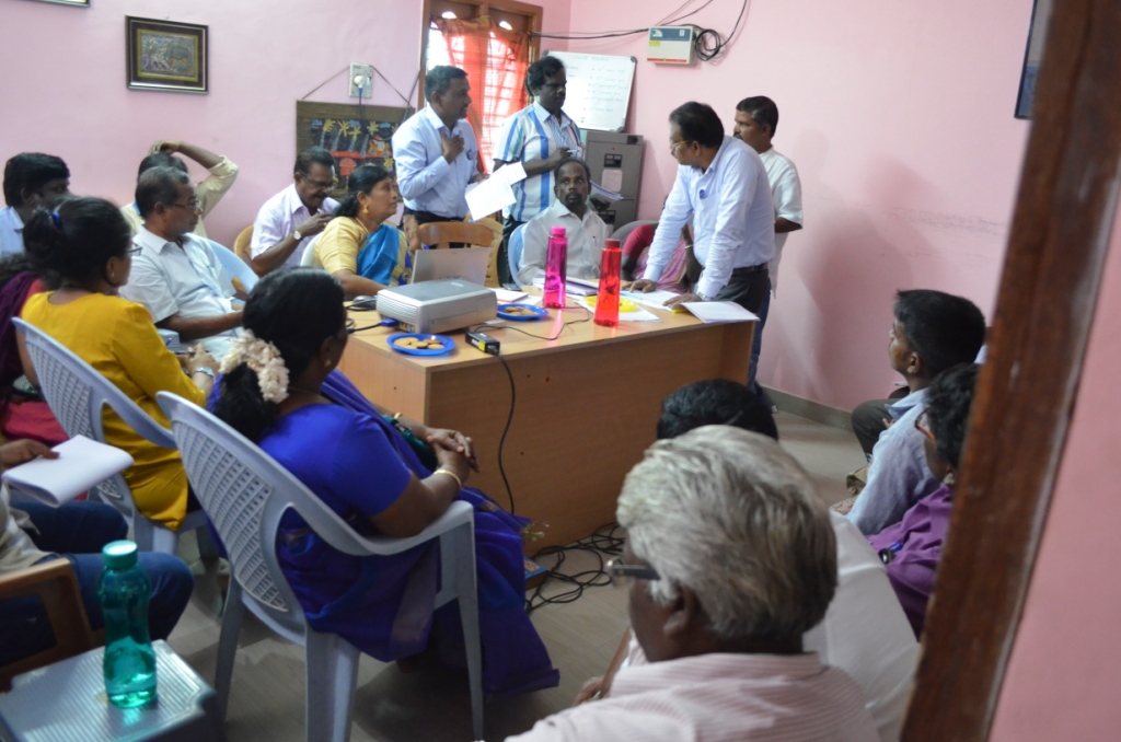 State Level Strategic Planning Meeting on SDG Goals 2030 - Dalit and Adivasi Sector-4