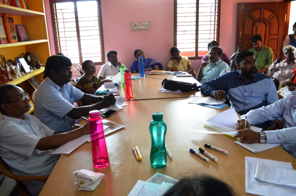 State Level Strategic Planning Meeting on SDG Goals 2030 - Dalit and Adivasi Sector-6