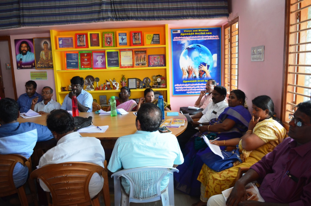 State Level Strategic Planning Meeting on SDG Goals 2030 - Dalit and Adivasi Sector-8