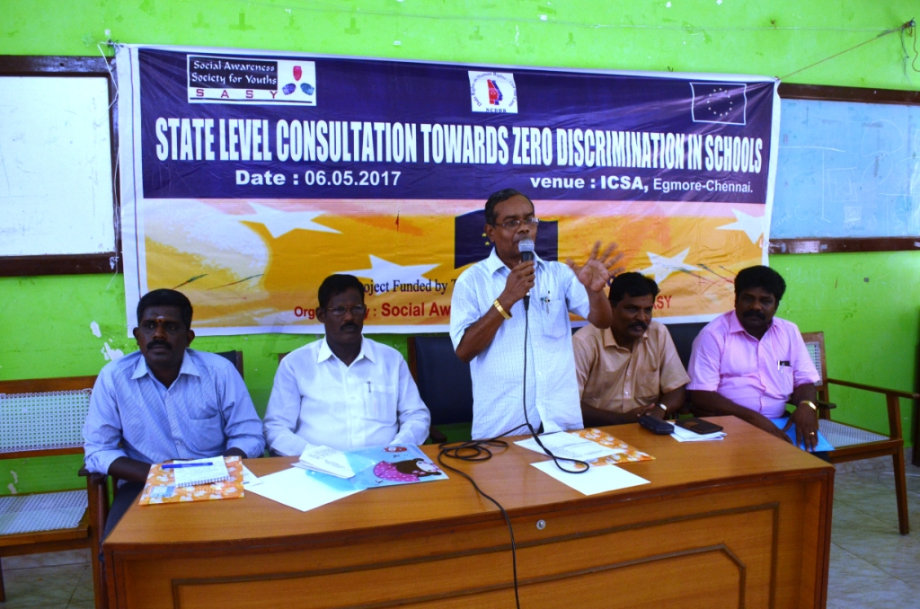 State Level consultation on Zero Discrimination in School-18