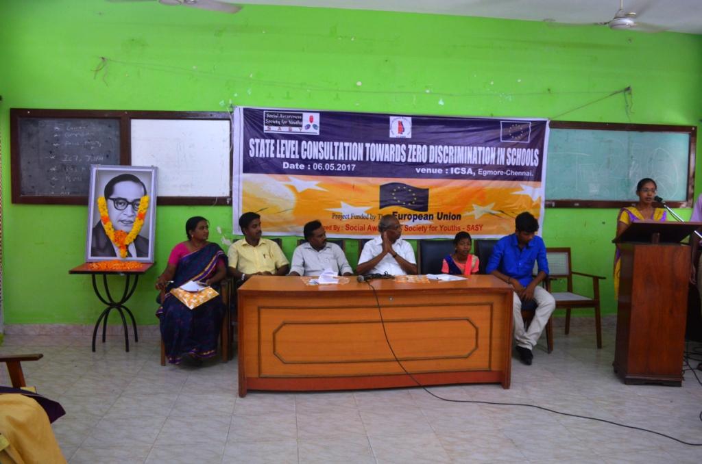 State Level consultation on Zero Discrimination in School-15