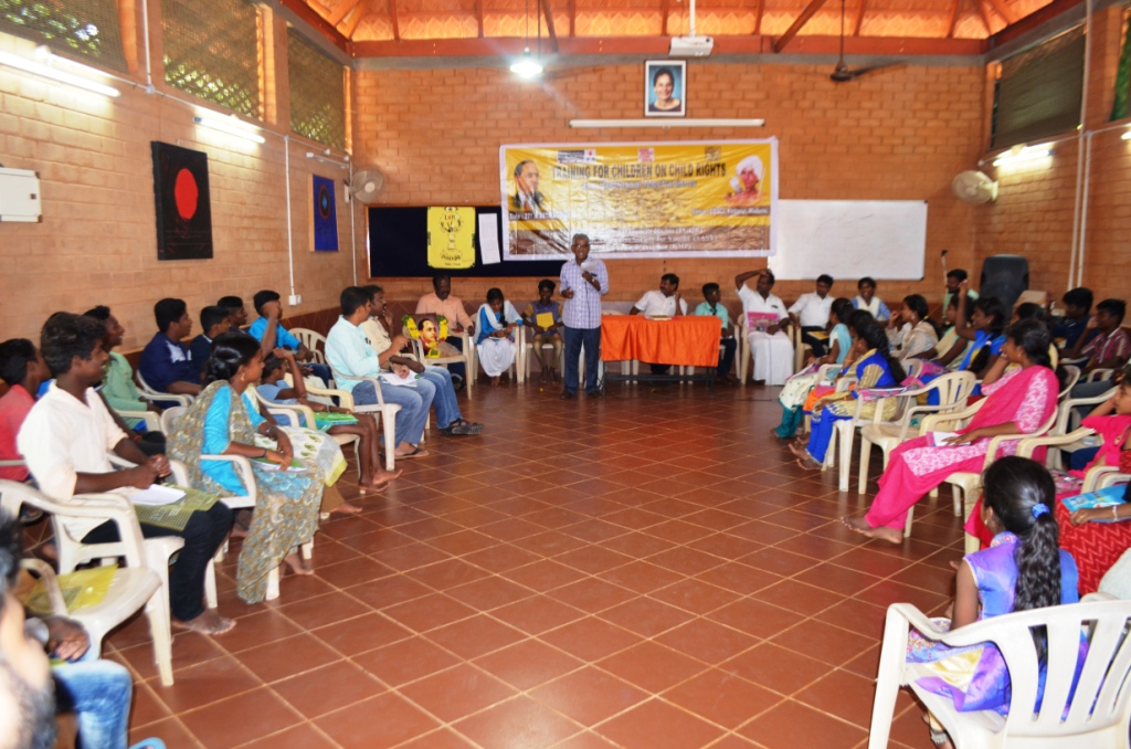 Training for Children on Child Rights and Redressal Mechanisms-10
