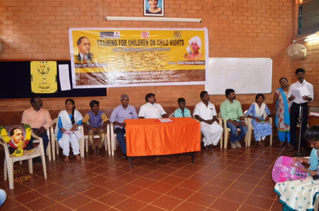 Training for Children on Child Rights and Redressal Mechanisms-4