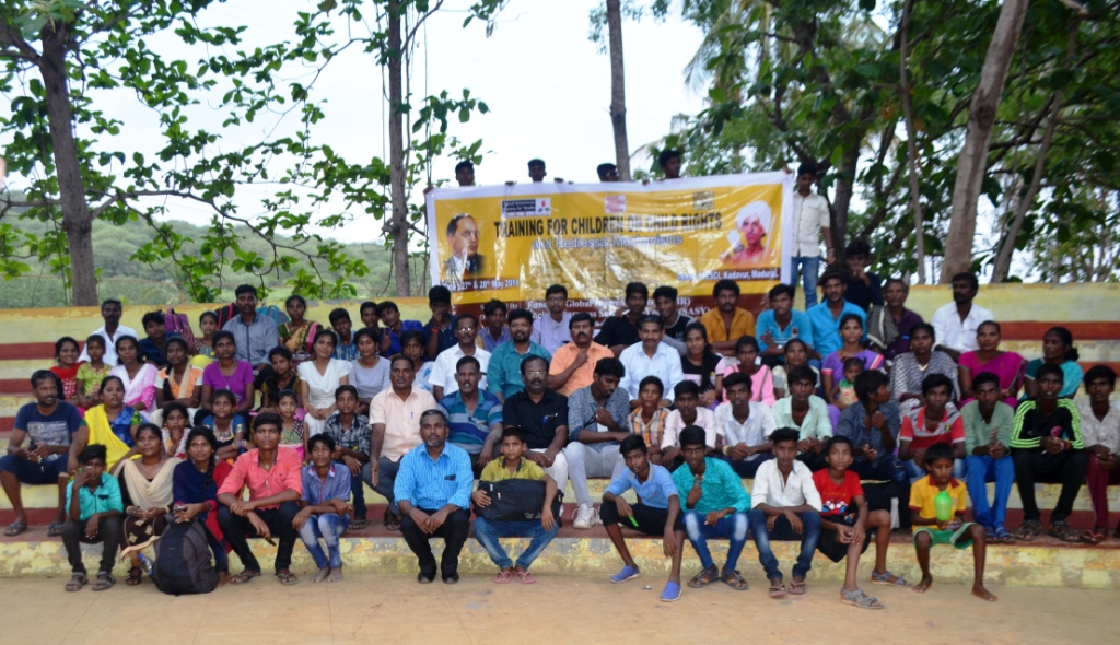 Training for Children on Child Rights and Redressal Mechanisms-2