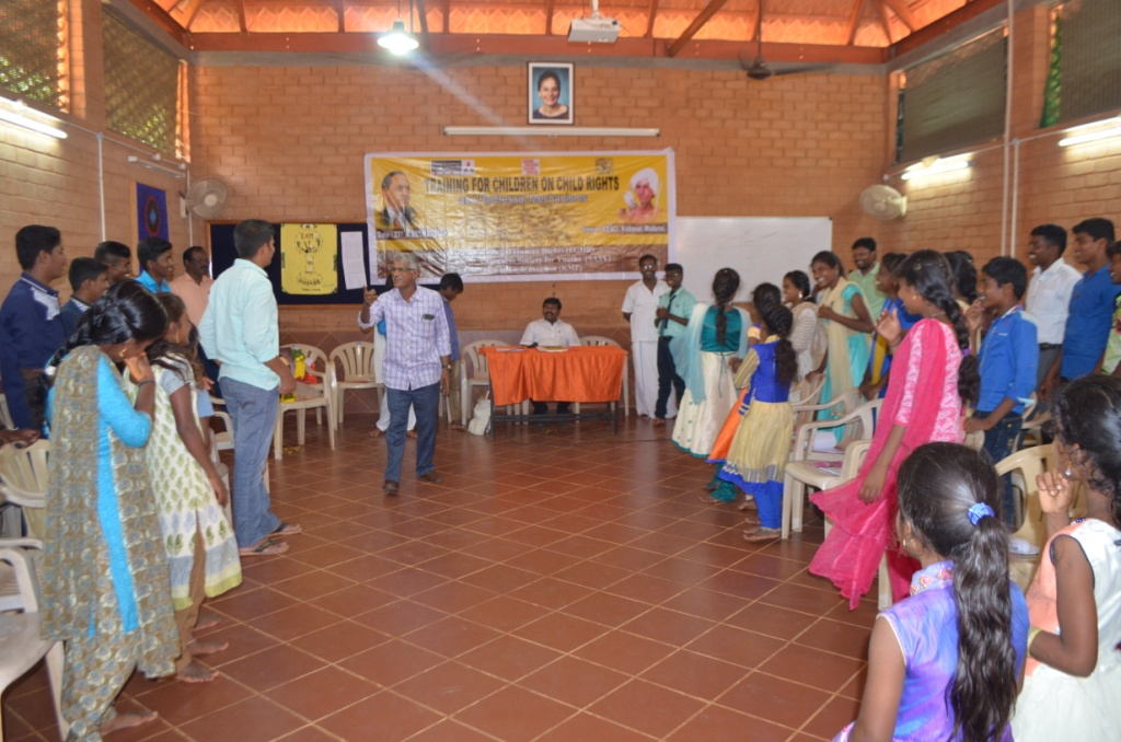 Training for Children on Child Rights and Redressal Mechanisms-11