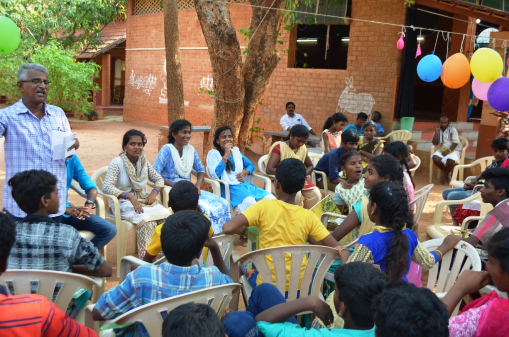 Training for Children on Child Rights and Redressal Mechanisms-41