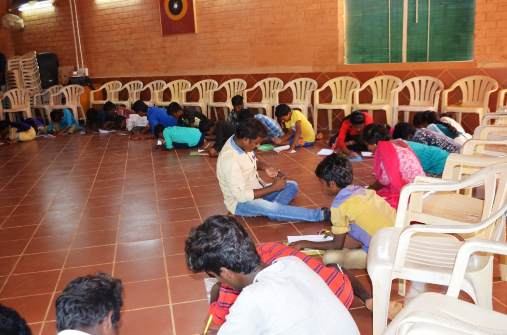 Training for Children on Child Rights and Redressal Mechanisms-16