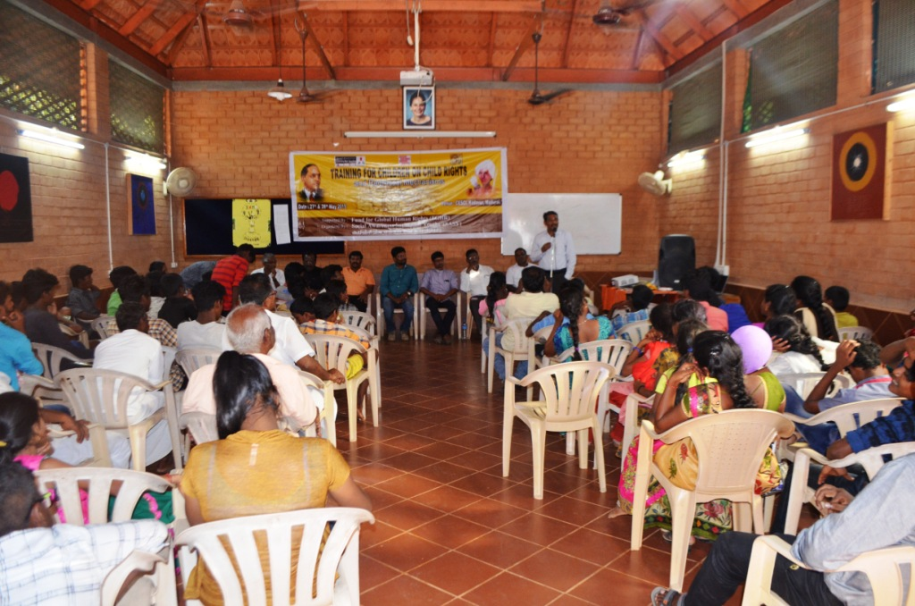 Training for Children on Child Rights and Redressal Mechanisms-1