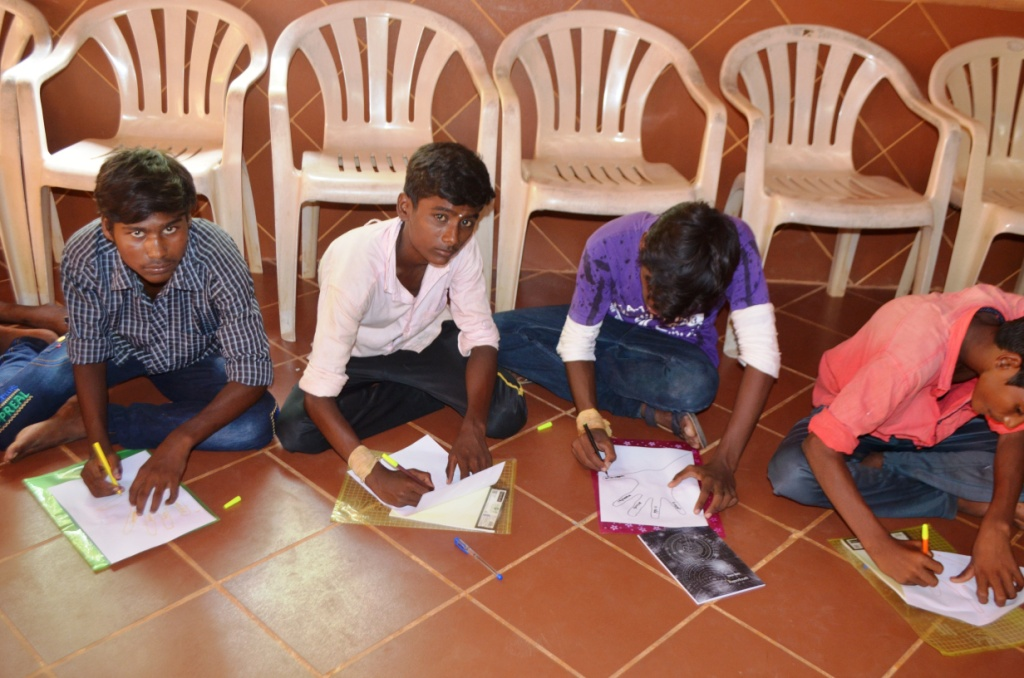 Training for Children on Child Rights and Redressal Mechanisms-19