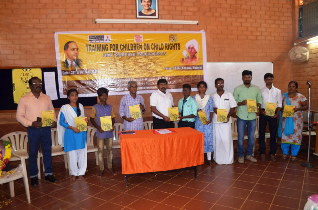 Training for Children on Child Rights and Redressal Mechanisms-5