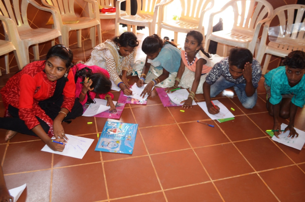 Training for Children on Child Rights and Redressal Mechanisms-18