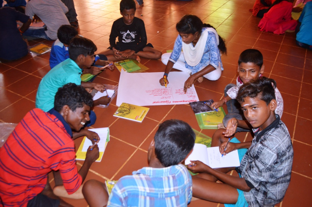 Training for Children on Child Rights and Redressal Mechanisms-37