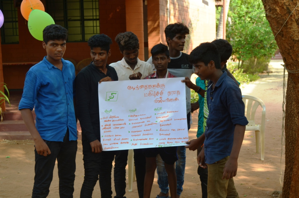 Training for Children on Child Rights and Redressal Mechanisms-40