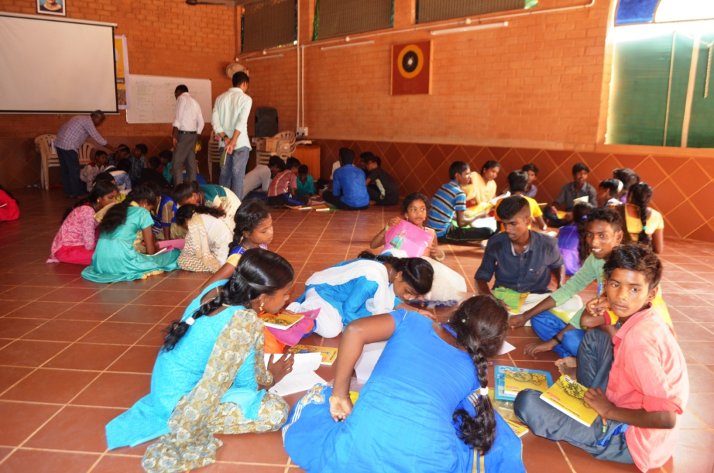 Training for Children on Child Rights and Redressal Mechanisms-38