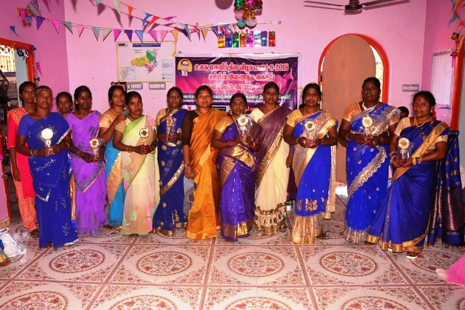 Womens Day Celebration – 2018 at Parangipettai-2