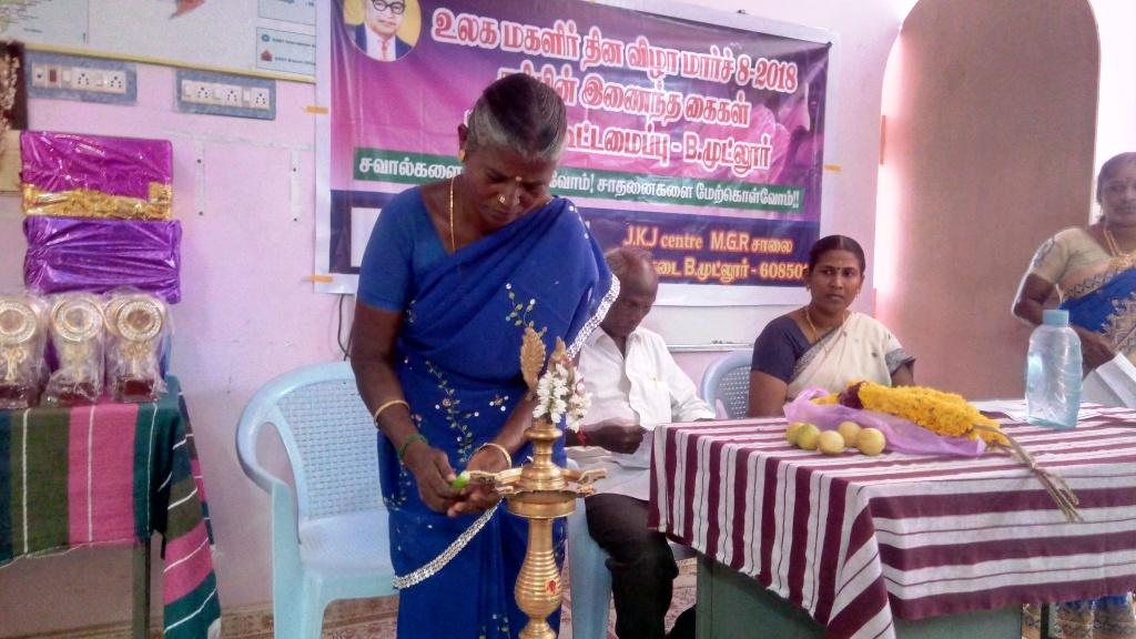 Womens Day Celebration – 2018 at Parangipettai-3